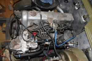 ремонт дизельных двигателй